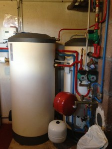 installation pompe é chaleur