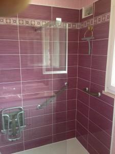 salle de bain handicapé